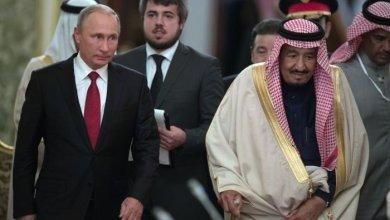 Photo of يحدث لأول مرة في المملكة .. شاهد كيف استقبلت الرياض الرئيس الروسي فلاديمير بوتين ؟!