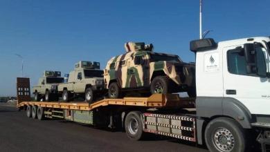 صورة وردنا الآن: الشرعية تهدد الجنوب بالقيادي الماربي بن معيلي على رأس تعزيزات كبيرة قادمة إلى عدن وأبناء الجنوب يقطعون الطريق العام ويتوعدون أي قوات عسكرية قادمة