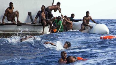 Photo of إنقاذ أكثر من 100 مهاجر قرب سواحل ليبيا