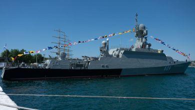 Photo of عقب دخول مدمرة أميركية البحر الأسود ..سفينة صواريخ روسية تتابع تحركاتها