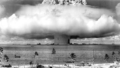 """Photo of التجارب الأمريكية النووية.. أول تفصيل رقمي لـ""""الدمار"""" في قاع المحيط الهادئ"""