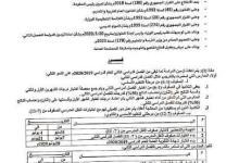 Photo of وزارة تربية الشرعية تعفي الطلاب من امتحانات الفصل الدراسي الثاني (وثيقة)