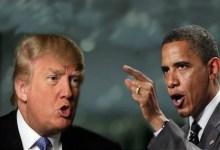 """Photo of شاهد اول تعليق للرئيس الامريكي السابق """"باراك اوباما"""" على خنق شرطي أمريكي لمواطن أسود (فيديو)"""