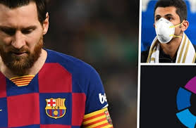 Photo of بعد إكتشافات حالات كورونا.. هل تؤجل رابطة الدوري الإسباني البطولة