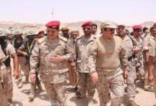 صورة عاجل: مقتل وزير الدفاع اليمني وعشرات الضباط بصاروخ حوثي استهدف منصة الاحتفال بثورة 26 سبتمبر بمارب