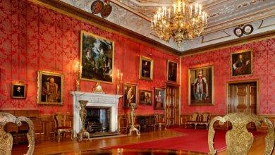 صورة أسرار بريطانيا.. نفق سري لهروب الملكة مخبأ تحت سجاد قلعة وندسور