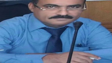 صورة اختراق حساب مسؤول حكومي في عدن