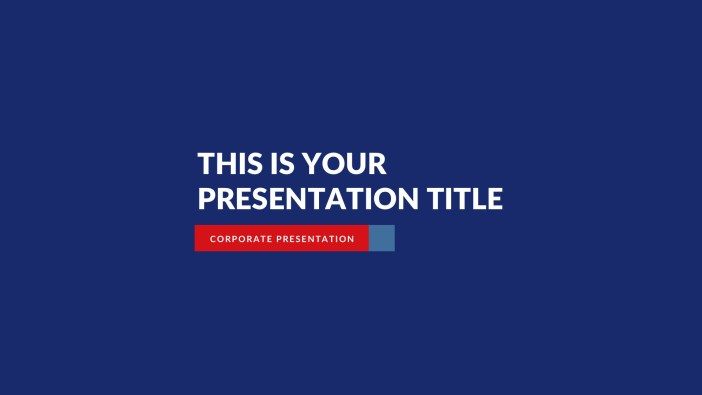 Free Real Estate Presentation Template