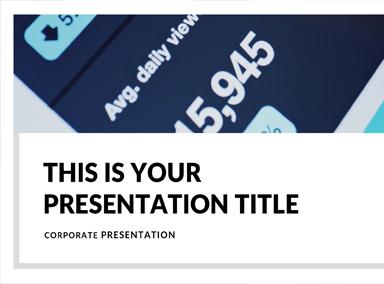 Business Free Presentation Template