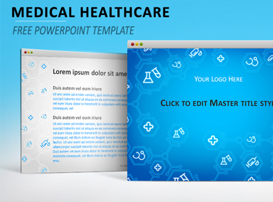 Medical Healthcare PowerPoint Template