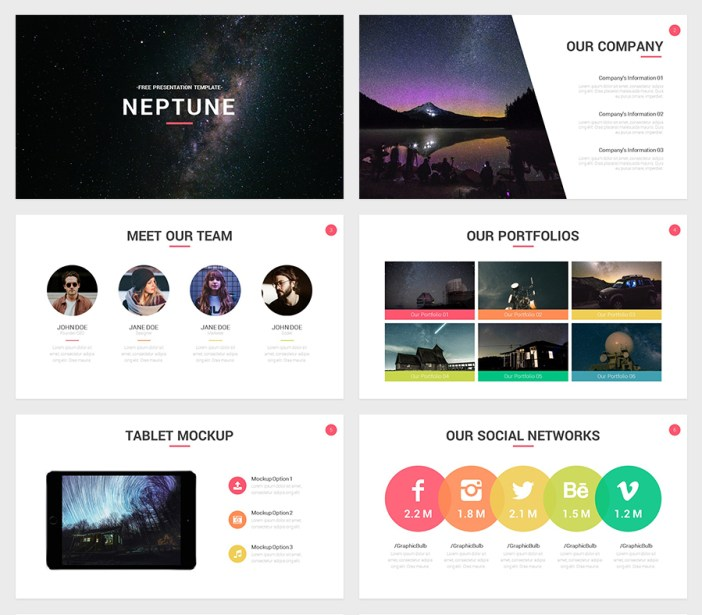 Best Free Keynote Templates