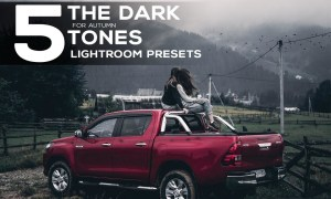 5 Dark tones presets for Lightroom
