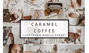 Mobile Lightroom Presets CARAMEL 3082822