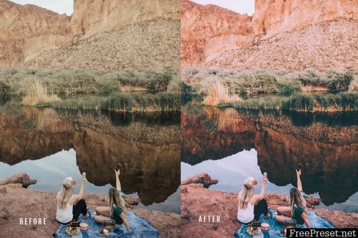 Oneday : Film Lightroom preset