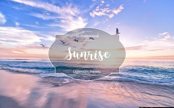 Sunrise Lr Presets