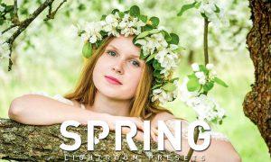 50 Spring Lightroom Presets 871009