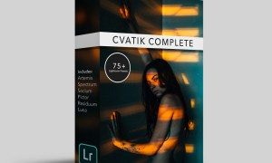 Cvatik Complete Collection Lightroom Presets