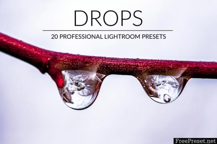 Drops Lr Presets