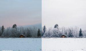Festive Winter Preset Bundle 3237819
