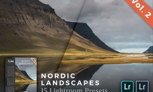 Lightroom Presets : Nordic Landscapes