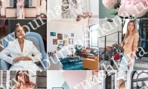 Natalia Burnashkina – Pastel Desktop & Mobile Presets