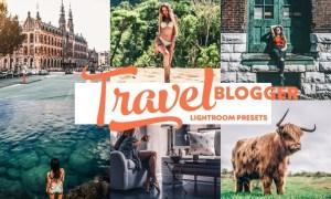 Travel Blogger – Instagram Lightroom Presets