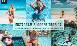 Blogger instagram Lightroom Presets 2639798