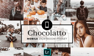 Mobile Lightroom Preset Chocolatto 3320070