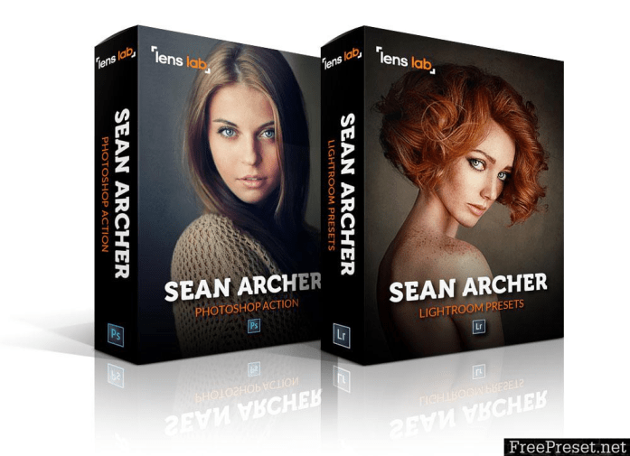 SEAN ARCHER BUNDLE 2 Lightroom Presets & Photoshop Actions