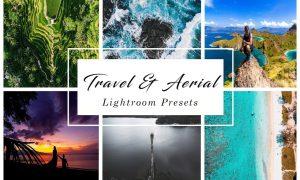 Travel & Aerial lightroom presets 3325462