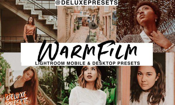Warm Film Mobile & Desktop Lightroom 3332569