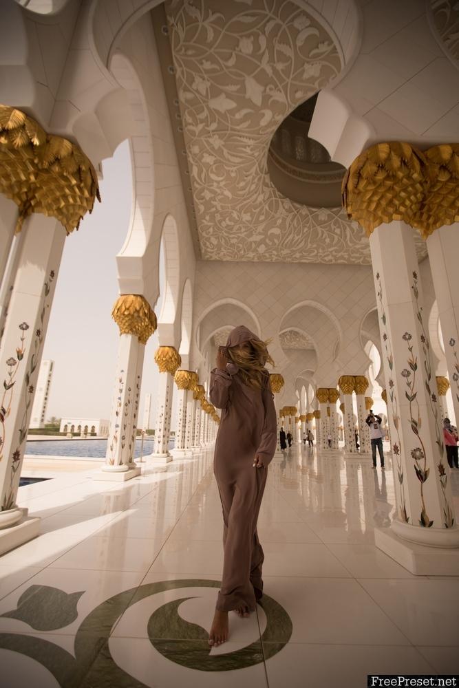 Yuliya Bezdar Dubai Preset Pack + Mobile Presets