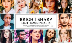 Bright Sharp LR Presets 3409510