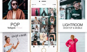 Pop Instagram Blogger Presets 3437711