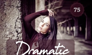 75 Dramatic Lightroom Presets