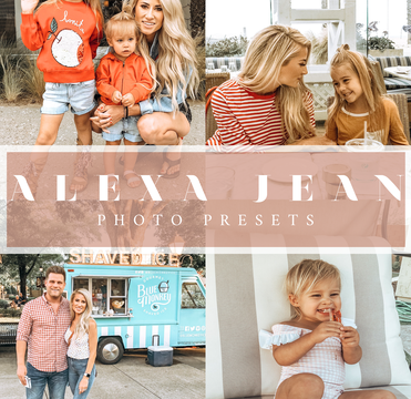 Alexa Jean Photo Desktop & Mobile Presets
