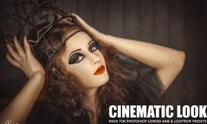 Cinematic Film Look Lightroom Preset 1063042