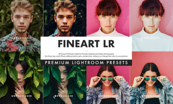 Fineart Lightroom Presets 3514168