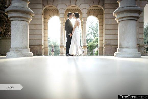 Forever Thine Wedding Workflow Lightroom Presets
