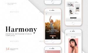 Harmony — Animated Instagram Story Templates 22662701