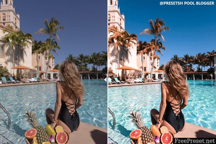 Instagram blogger Lightroom Presets 2837962