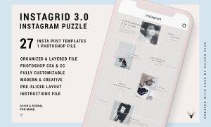InstaGrid 3.0 - Instagram Puzzle 2909232