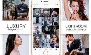 Luxury Instagram Blogger Preset 3338981