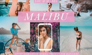 Malibu Blogger Mobile Presets 2961894