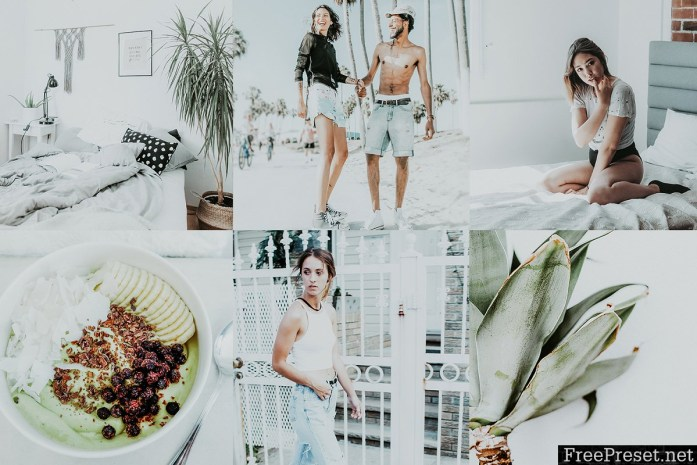 MOJITO BRIGHT LIGHTROOM PRESETS 3564085