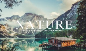 Nature Mobile & Desktop Lightroom Presets Collection 228461