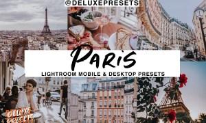 Paris Lightroom Preset 2968648