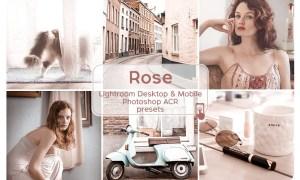 Rose Lightroom Presets 2919687