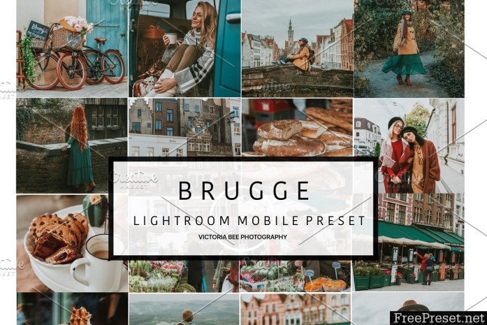 3 Mobile Preset BRUGGE 3491241
