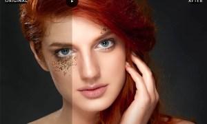33 Pro Skin Retouch Lightroom Presets 22238469
